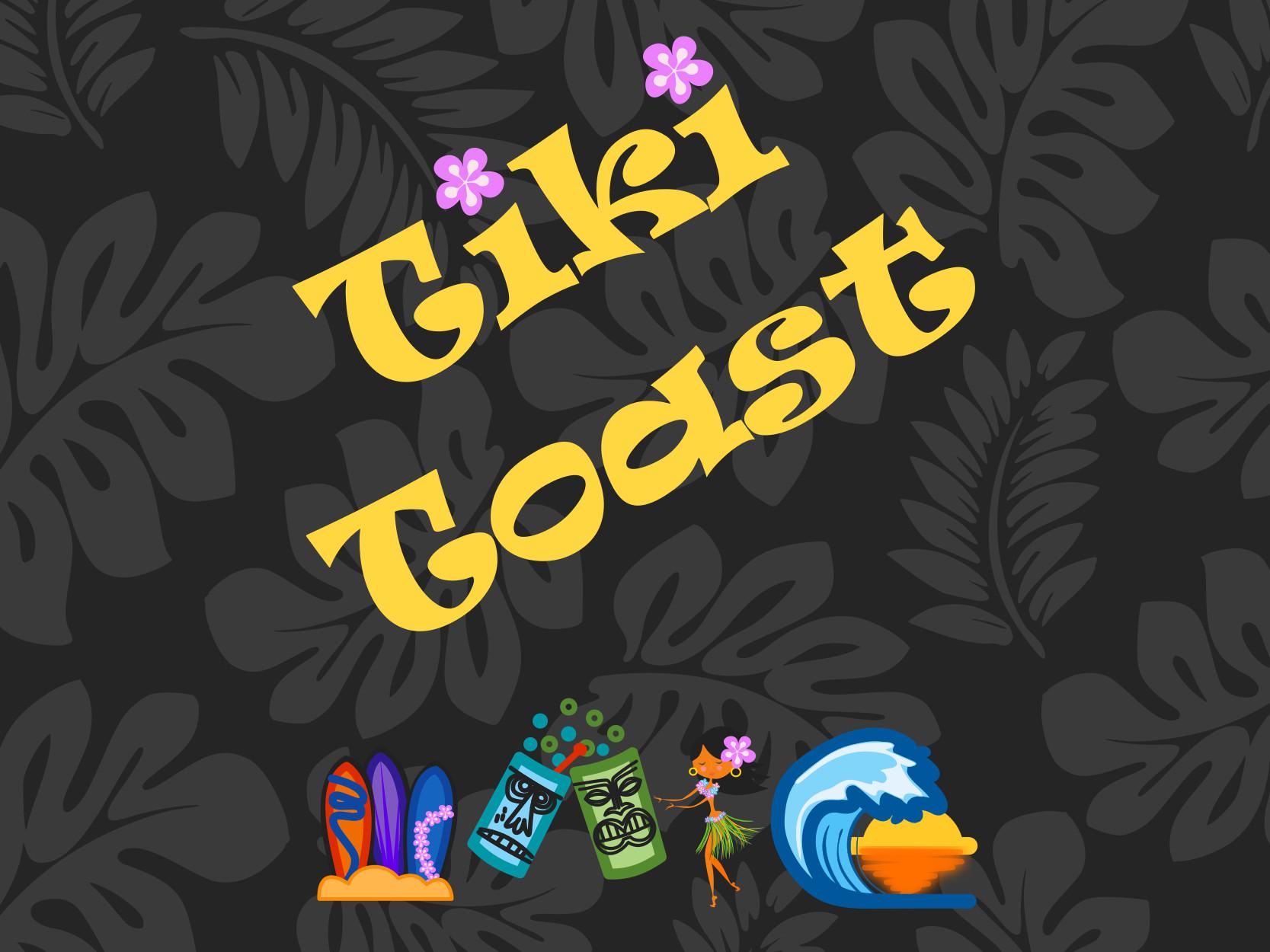 Tiki Toast -Logo