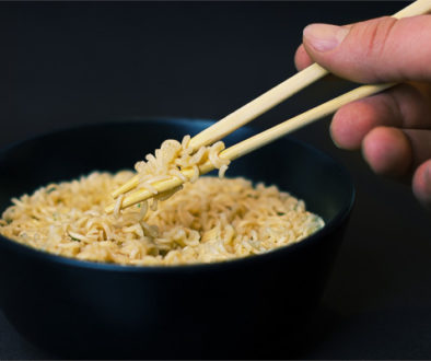 Noodles & Chopsticks